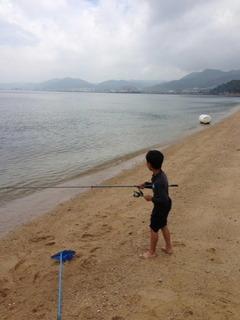 0707キス釣りヒロ.JPG